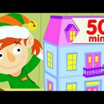 10 Little Elves + More | Kids Song Collection | Super Simple Songs