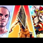 10 of the Most Clinically Insane Video Game Characters