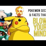 10 Pokemon Facts & Secrets That Will Blow Your Mind