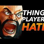 10 Things Street Fighter V Players HATE