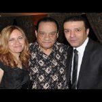 مفاجأة…بعد 10 شهور طلاق حلمى بكر وزوجته شيماء التى تصغره ب50 سنة