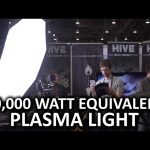 10,000 watt-equivalent light you can use in your home!? – Hive Lighting Booth