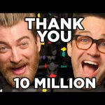 10,000,000 Subscribers!