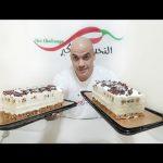 تحدي اكل قالبين كيك بوزن 2 كيلو ونص 12,000 سعرة حرارية Cake Challenge  |التحدي الأكبر|