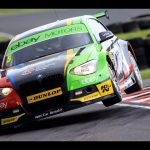 2014 Dunlop MSA British Touring Car Championship – highlights from Oulton Park