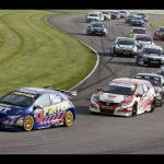 2014 Dunlop MSA British Touring Car Championship – highlights from Thruxton