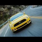2015 Ford Mustang V8 First Drive