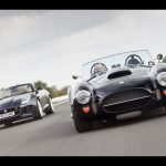 AC Cobra drag race: can an XCS Fusion outrun a Jaguar XKR-S?