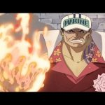 "Akainu's Abilities and Awakening ""Hell Hound & White Magma"" 