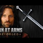 Aragorn's Narsil / Andúril (Lord of the Rings) – MAN AT ARMS: REFORGED
