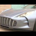 Aston Martin One-77 – by Autocar.co.uk