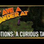 'AVE A GANDER AT – Potions: A Curious Tale