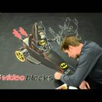 Awesome Lego Batman 3D Art! – AWE ME ARTIST SERIES