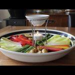 Bagna Cauda – Hot Garlic & Anchovy Vegetable Dip Recipe – Fancy Super Bowl Dip