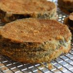 Baked Eggplant Sandwiches – Oven-Fried Eggplant Stuffed with Salami and Cheese