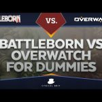 Battleborn vs. Overwatch For Dummies
