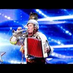 Bill Brookman is a one-man band… on stilts! | Week 2 Auditions | Britain's Got Talent 2016