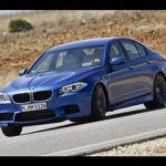BMW M5 video review