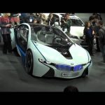 BMW Vision ED concept car by autocar.co.uk