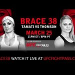 BRACE 38: This Friday on UFC FIGHT PASS