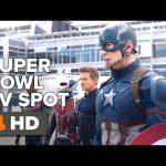 Captain America: Civil War Official Super Bowl TV Spot (2016) – Chris Evans Movie HD