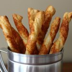 Cheese Straws – Cheesy Bread Sticks Recipe