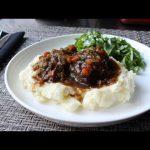 Cider-Braised Pork Cheeks – How to Cook Pork Cheeks