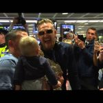 Conor McGregor's Big Homecoming