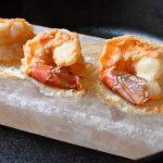 Cooking Shrimp on Pink Salt – Cooking on Himalayan Pink Salt – Shrimp Recipe