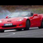 Corvette Grand Sport vs Nissan GT-R vs Jaguar XKR drag race