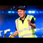 Council Joe gets a no from the Judges | Auditions Week 6 | Britain's Got Talent 2016