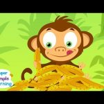 Counting Bananas   Super Simple Songs