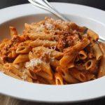 Creamy Tomato Tuna Pasta – Easy Tuna Penne Pasta Recipe