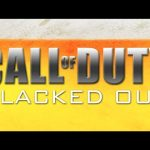 Drinking Games For Gamers: Call of Duty Blacked Out