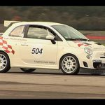 Fiat Abarth 500 Trophy driven by autocar.co.uk