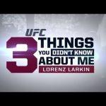 Fight Night Boston: 3 Things with Lorenz Larkin