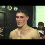 Fight Night Boston: Charles Rosa Backstage Interview