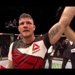 Fight Night Glasgow: Michael Bisping Backstage Interview
