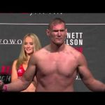 Fight Night Japan: Weigh-in Highlight