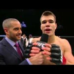 Fight Night Las Vegas: Mickey Gall Octagon Interview