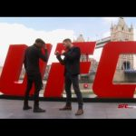 Fight Night London: Silva vs Bisping – Tower Bridge Face-off