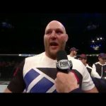 Fight Night New Jersey: Ben Rothwell Octagon Interview