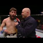 Fight Night New Jersey: Bryan Barberena Octagon Interview