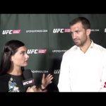 Fight Night New Jersey: Luke Rockhold Backstage Interview