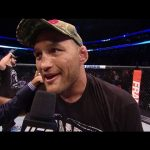 Fight Night New Orleans: Dan Henderson Octagon Interview