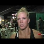 Fight Night San Diego: Holly Holm Backstage Interview