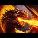 Fire dragon – Digital Painting (#Photoshop) | CreativeStation