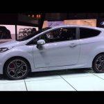Ford Fiesta ST200 – Geneva motor show video blog