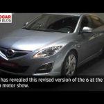 Geneva motor show: Mazda 6 by autocar.co.uk