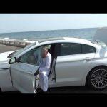Hasan Kutbi Testing BMW 640i Gran Coupe 2013 Jeddah 007